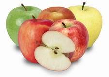 Jablká, z ktorých sa kvasením získava jablčný ocot